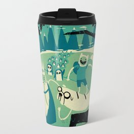 Legends from the Land of Ooo Travel Mug
