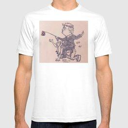 trump train T-shirt
