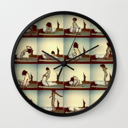 Let's play Battle Ship Wall Clock