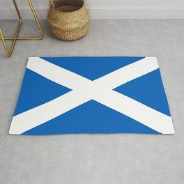 Flag of Scotland - Scottish Flag Rug