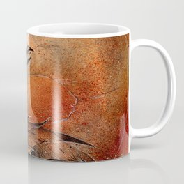Sandstorm Dragon Coffee Mug