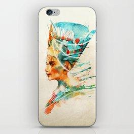 Nefertiti iPhone Skin