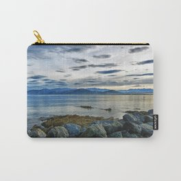 Dusk over South Bay, New Zealand Carry-All Pouch