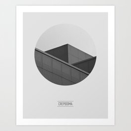 CREPIDOMA Art Print