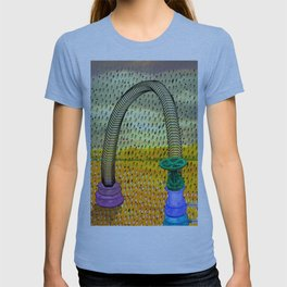 RainWater in the Desert - Tubes 2 T-shirt