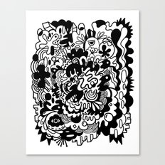 Bandersnatch Canvas Print