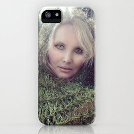 "VAMPLIFIED ""Absinthe Romance"" iPhone Case"