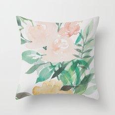Cadmium Throw Pillow