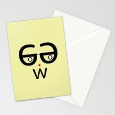 Neue Nerd Stationery Cards