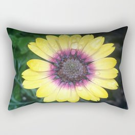 The Beauty of Rain Rectangular Pillow