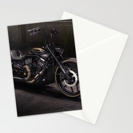 HD Dark Horse Chopper Stationery Cards