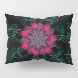 Rose Burst Pillow Sham