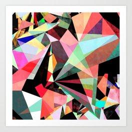 Colorflash 6 Art Print