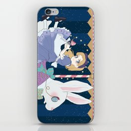 Carousel: World of My Own iPhone Skin