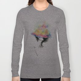 Cloud Cover Long Sleeve T-shirt