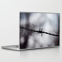 pain Laptop & iPad Skins featuring Pain by Patrik Lovrin Photography
