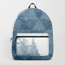 Geo Forest Backpack