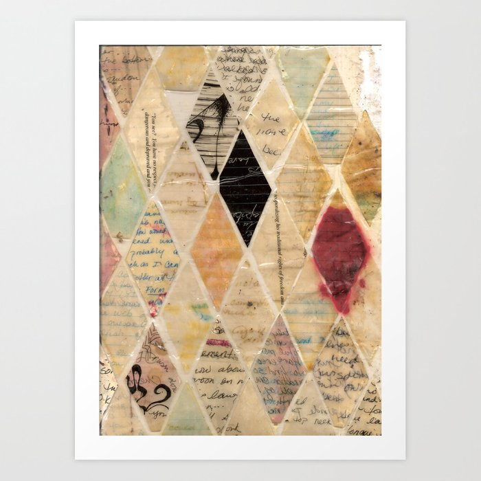 Chrysalis 1 Art Print