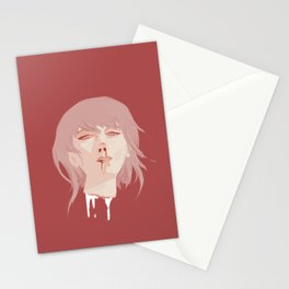 giving head Stationery Cards