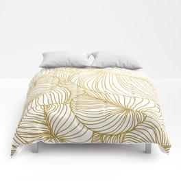 Wilderness Gold Comforters