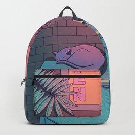 Ramune Cat Backpack