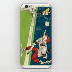 The Spitball iPhone & iPod Skin