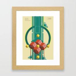 NP 002 Framed Art Print