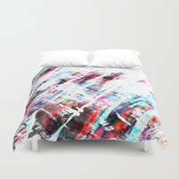 amsterdam Duvet Covers featuring Amsterdam by Kardiak
