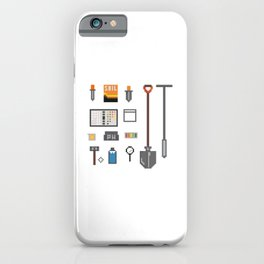 Soil Science Tools iPhone Case