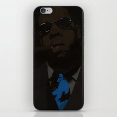 Jay-Z (Texture) iPhone & iPod Skin