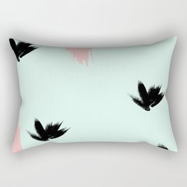 Paint Over Rectangular Pillow