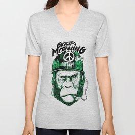 Gorilla Vietnam Unisex V-Neck