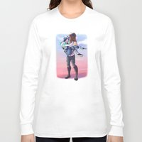 yaoi Long Sleeve T-shirts featuring Mink & Aoba by mishybelle