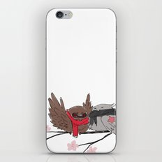 M4 iPhone & iPod Skin
