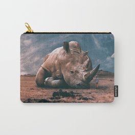 Beside you Carry-All Pouch
