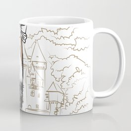 Hanna Royal Coffee Mug