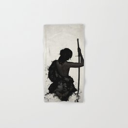 Female Samurai - Onna Bugeisha Hand & Bath Towel