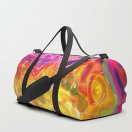 Running Into The Light Duffle Bag