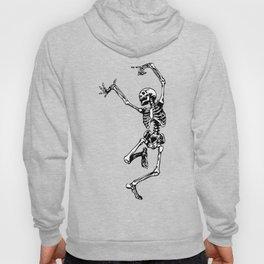 Dancing Skeleton | Day of the Dead | Dia de los Muertos | Skulls and Skeletons | Hoody