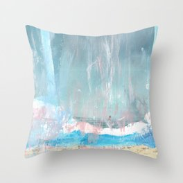 Surfer Girl- Your Chance to Shine  Throw Pillow