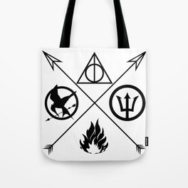 BIG FOUR Tote Bag