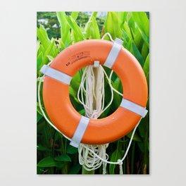 SOS Canvas Print