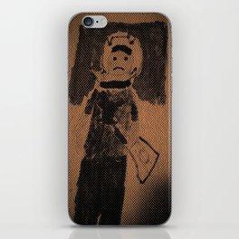 New Goth Boy iPhone Skin