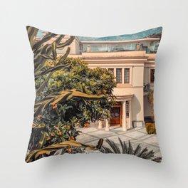 Sicilia Throw Pillow