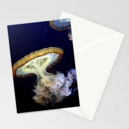 Japanese Sea Nettles Stationery Cards