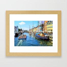 Nyhaven Framed Art Print
