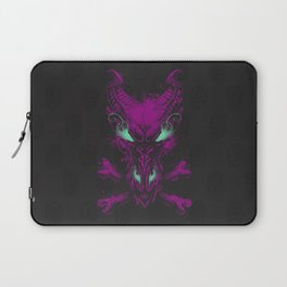 All the powers of Hell Laptop Sleeve