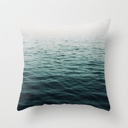 Lost Islands Throw Pillow