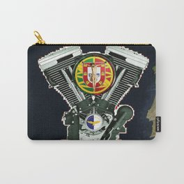 Portuguese Motorcycle Community Carry-All Pouch