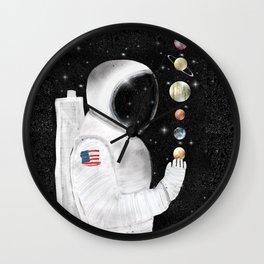 Star Boy Wall Clock